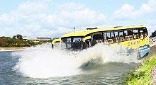 Amfibia - super zwiedzanie Budapesztu