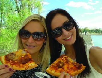 Pizza i rejs po Dunaju w Budapeszcie